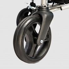 Передние поворотные колеса