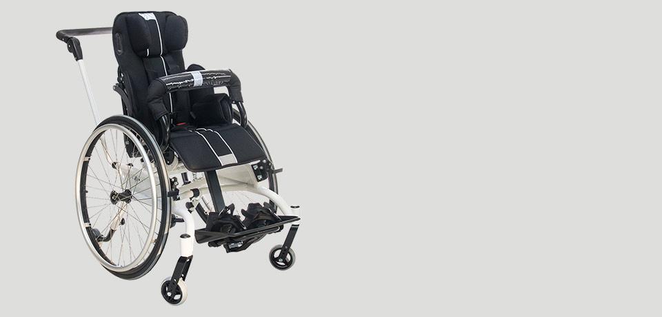 Aktywny wózek inwalidzki specjalny URSUS ACTIVE™