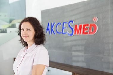 Ewelina Gaweł Obsługa klienta – Kraj wew. 322 17864 04 73 Kom.: 509512 885 mail: produkcja@akces-med.com