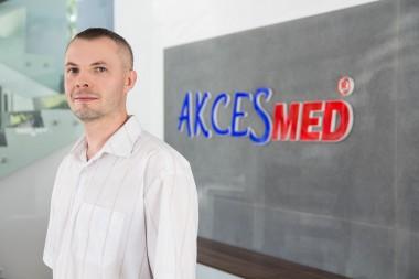 Marcin Mazurkiewicz Obsługa klienta – Eksport wew. 232 +48 17 864 04 78 Kom.: +48 516 183 940 mail: customer_service@akces-med.com