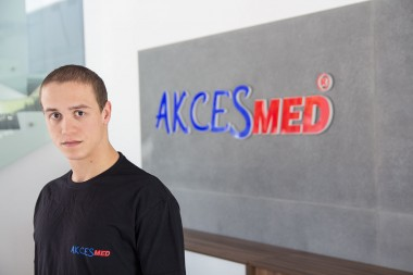 Tomasz Macek Operator maszyn