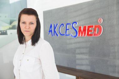 Jolanta Grodecka mail: produkcja@akces-med.com