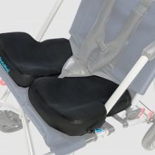 OMO_309 Poduszka siedziska <b>BodyMap®</b> A- (z wycięciem na pasy)