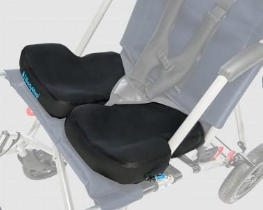 OMO_309 Poduszka siedziska <b>BodyMap®</b> A- (z wycięciem napasy)