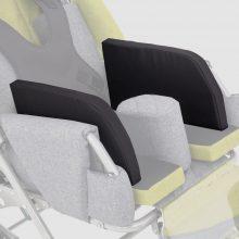 RCR_134 Poduszki zawężające siedzisko o 6 cm