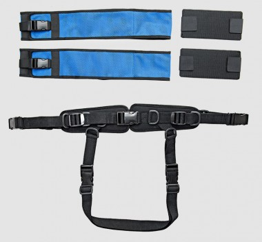 AKS_325 Zestaw mocujący do&nbsp;poduszki <b>BodyMap®</b>