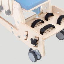 KDO_618 Baza jezdna zpodnóżkiem z2-punktowymi paskami stabilizującymi stopy