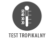 test tropikalny