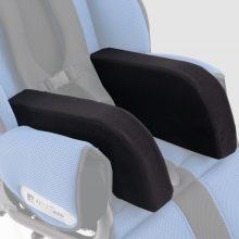QRK_137 Poduszki zawężające siedzisko o 10 cm