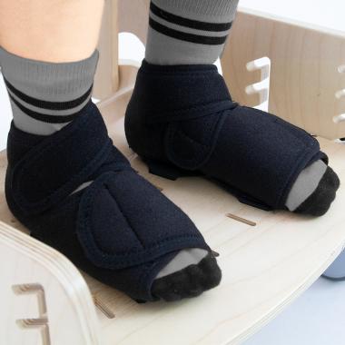 JRI/JRH_161 Sandałki stabilizujące stopy istawy skokowe
