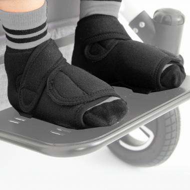 USA_161 Sandałki stabilizujące stopy istawy skokowe