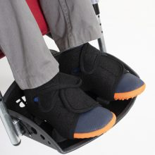 ULE_161 Sandałki stabilizujące stopy istawy skokowe
