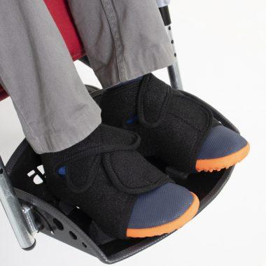 RCB/REB_161 Sandałki stabilizujące stopy istawy skokowe